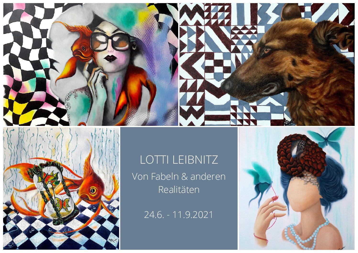 Ausstellung von Lotti Leibnitz